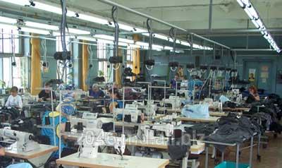 Заказать Пошив мужских костюмов на швейном оборудовании фирмы Juku