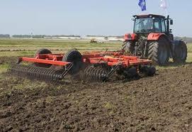 Заказать Дискование почвы