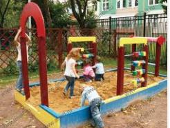 Заказать Детская игровая площадка