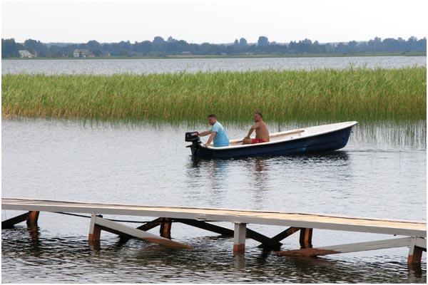 Заказать База отдыха «Срибница» – отдых на шацких озерах