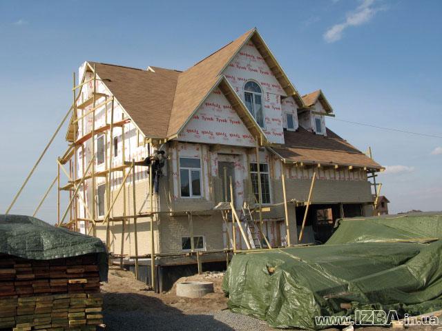 Заказать Строительные услуги. Украина, Киев. Проектирование и cтроительство коттеджей по канадской деревянно-каркасной технологии «под ключ». Возможность просмотра построенных домов.