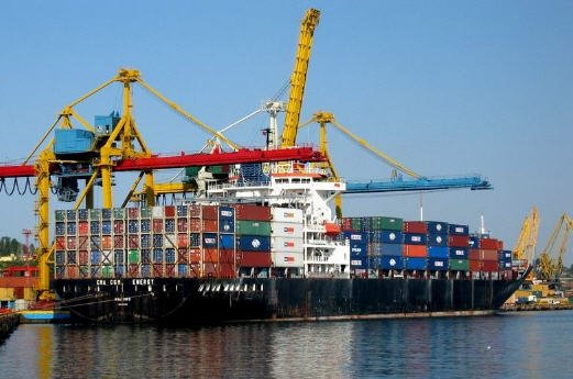 Замовити Доставка вантажів морська