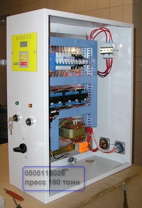 Заказать Ремонт оборудования.Изготовление (сборка ) ящиков управления для прессов и ножниц. Управляющий контроллер СОЛО 3, СОЛО 4.