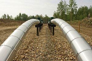 Заказать Транспортировка природного газа