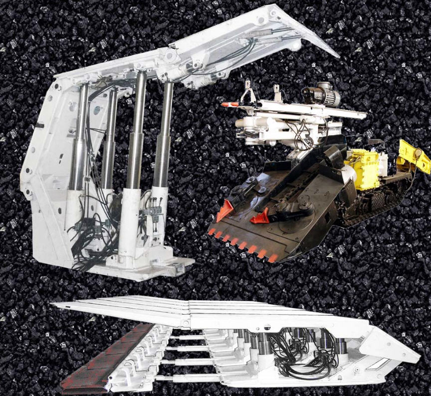 Заказать Работы по капитальному ремонту, модернизации и изготовлению как отдельных узлов так и новых секций механизированных крепей для отработки угольных пластов. Заводами изготавливаются индивидуальные стойки как с внешним так и внутренним питанием.