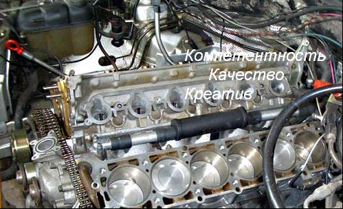 Заказать Ремонт двигателя и турбины Гатне