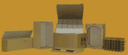 Заказать Оптовая продажа упаковки из гофрокартона львов