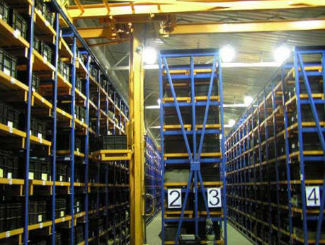 Order Warehouse services in storage of goods. Rent of warehouses