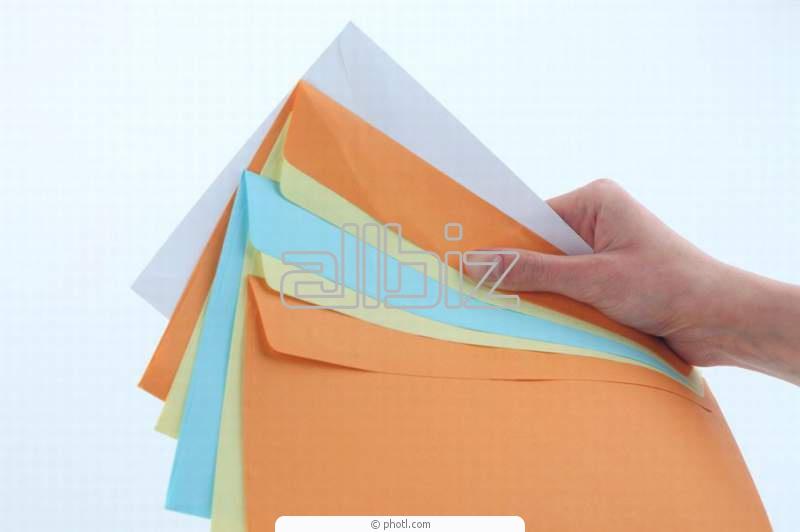Заказать Доставка курьерская документов и писем.