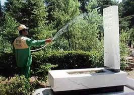Заказать Услуги ухода за могилами на кладбищах