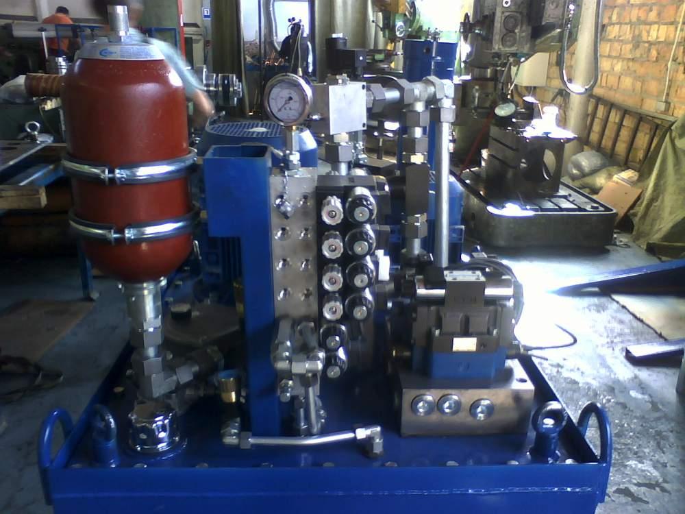 Проектирование и разработка гидравлических насосных станций в широком ассортименте согласно технического задания Заказчика. Сборка осуществляется из импортных комплектующих. Индустриальная, мобильная и промышленная гидравлика.