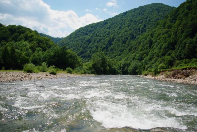 Зеленый туризм в Закарпатье