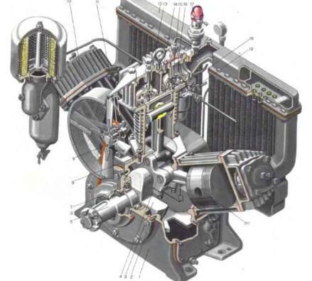 价格机车车辆柴油发动机压缩机曲轴维修服务