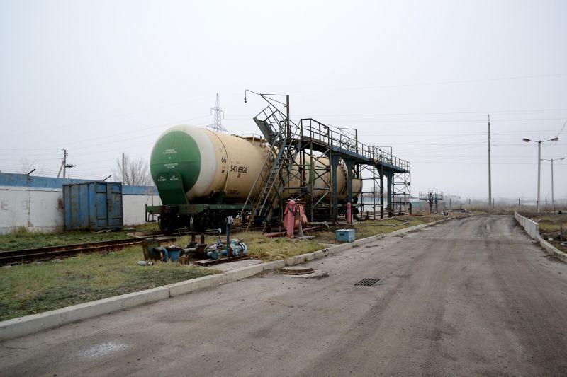 Заказать Оптовые и розничные поставки нефтепродуктов по Украине