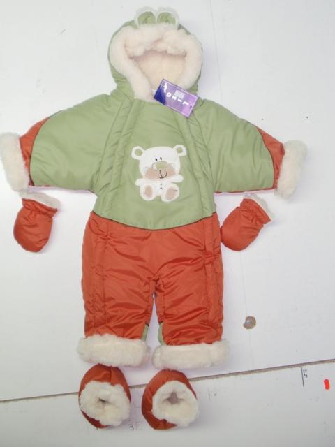 Производство детской одежды из трикотажных и текстильных тканей, модель 310,1