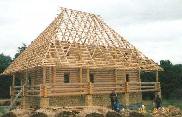 Заказать Проектирование и строительство деревянных домов