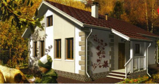Заказать Строительство деревянно-каркасных домов
