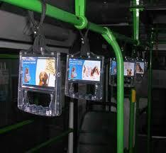Заказать Реклама на общественном транспорте, Крым