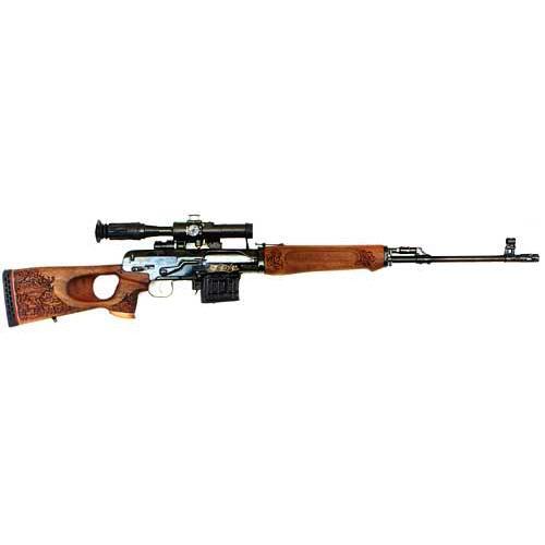 Охотничье оружие под заказ