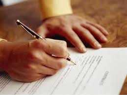 Order Registration of customs permissions
