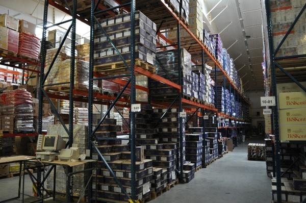 Заказать Услуги складские. Управление и дистрибуция грузов, все виды движения на таможенном складе, погрузочно-разгрузочные услуги, дробление партий груза, сортировка, упаковка, переупаковка и маркировка товаров.