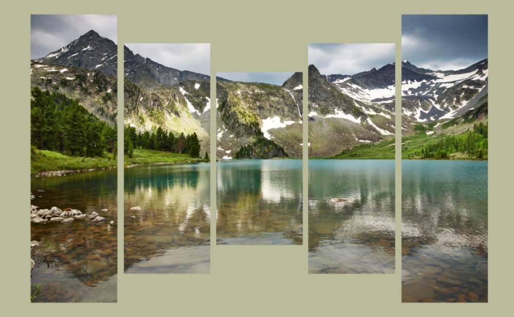 фото модульные картины природа
