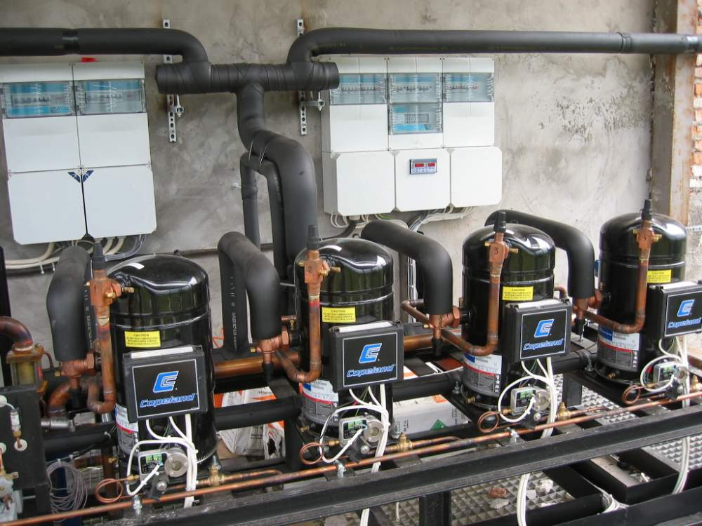 Order Service of refrigerating appliances