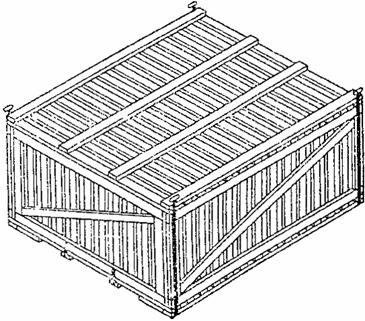 Заказать Изготовление деревяной тары под заказ, цена
