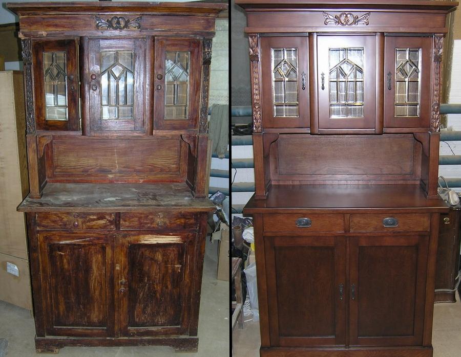 Беседка кРеставрация старой мебели своими руками до