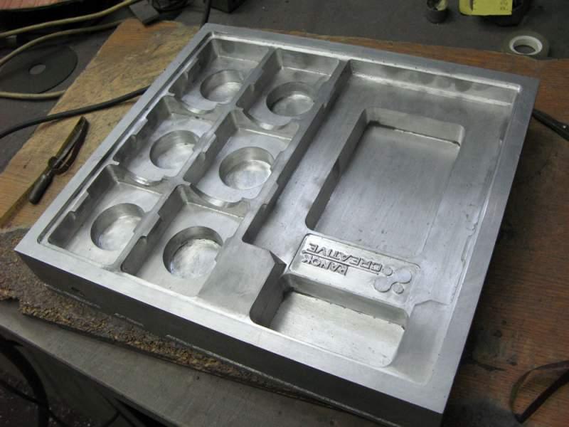 Проектирование литейной оснастки