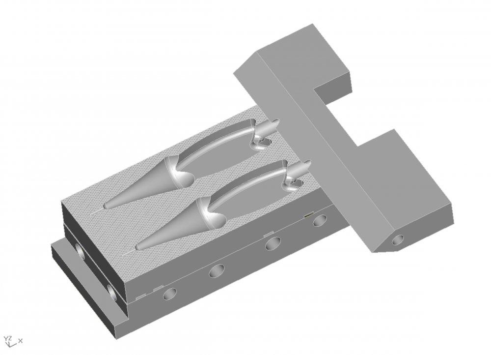 Пресс-формы для вакуумной упаковки