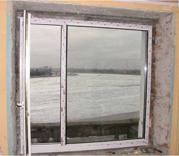 Заказать Установка металлопластиковых окон