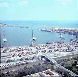 Заказать Экспедирование в п.Ильичевск, в п. Одесса, в портах Дуная