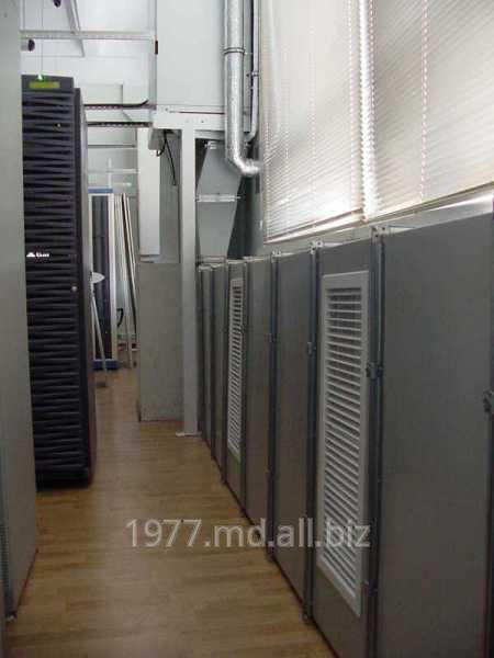 Комплексные решения по устройству (оборудованию) телекоммуникационных (серверных) помещений, включая архитектурно-строительные решения и системы инженерного обеспечения.