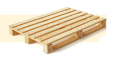 Заказать ПроиЗводство деревянных поддонов облегченных