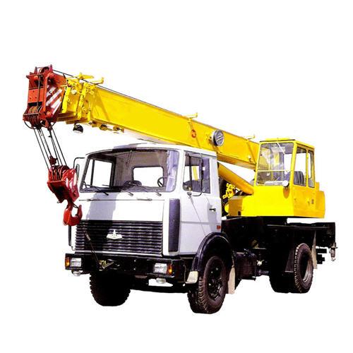 Заказать Аренда автокрана МАЗ КС 3577 Стрела 15,5 метров грузоподъемность 10 тонн Стрела 14 метров грузоподъемность 14 тонн Киев