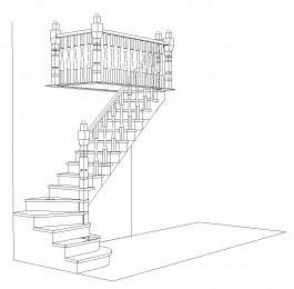Заказать Монтаж лестниц и изгороди