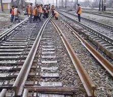 Заказать Ремонт железнодорожных путей