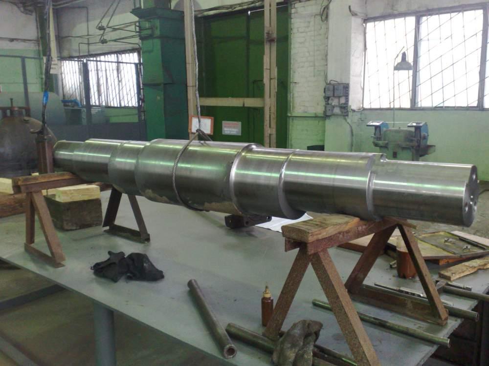 Изготовление деталей для горно-добывающей, металлургической, химической и машиностроительной промышленности