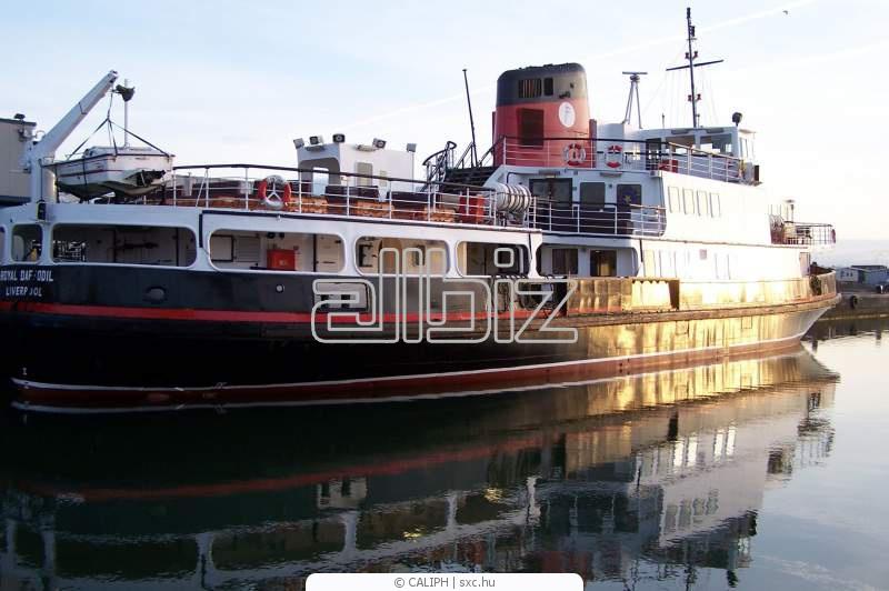 Заказать Портовое и доковое обслуживание судов