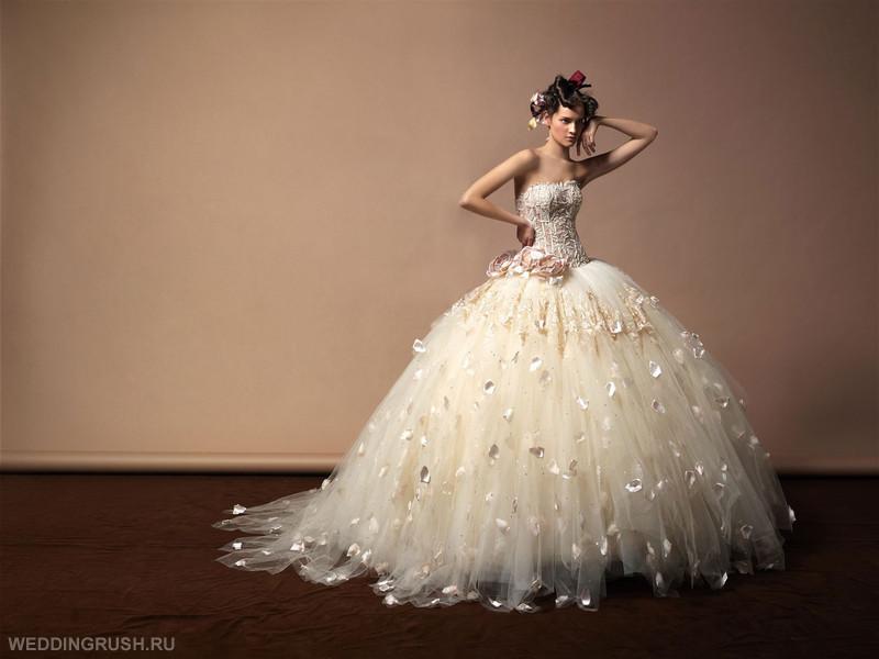 Украинский дизайнер свадебного платья