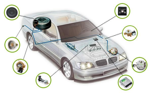 ГБО метан и ГБО пропан-бутан установка ГБО на автомобиль ...