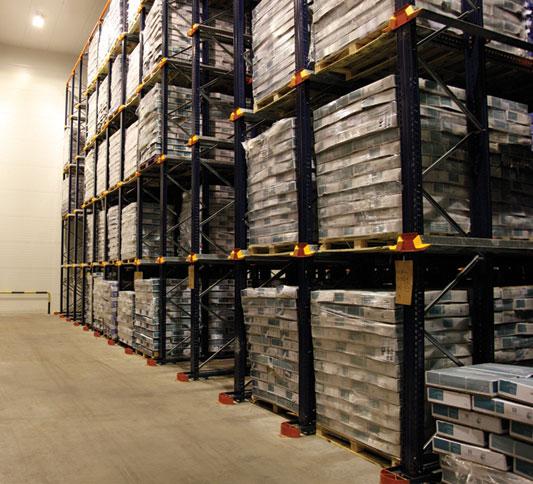 Заказать Услуги складирования и хранения грузов