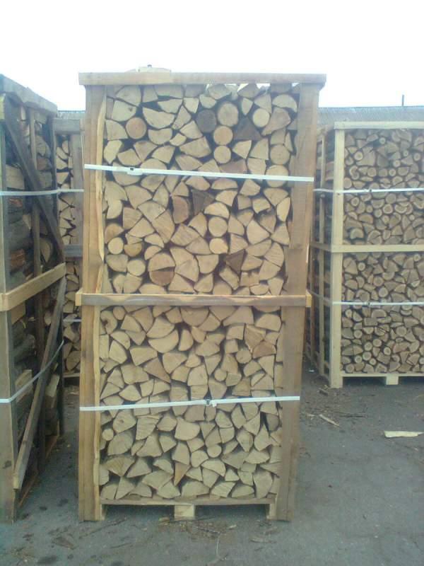 Заказать Сухие упакованые дрова