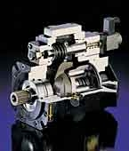 Order Repair of axial and piston hydraulic pumps