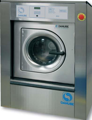 Ремонт любых промышленных стиральных машин
