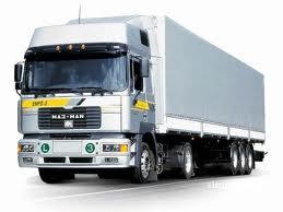 Замовити Вантажоперевезення