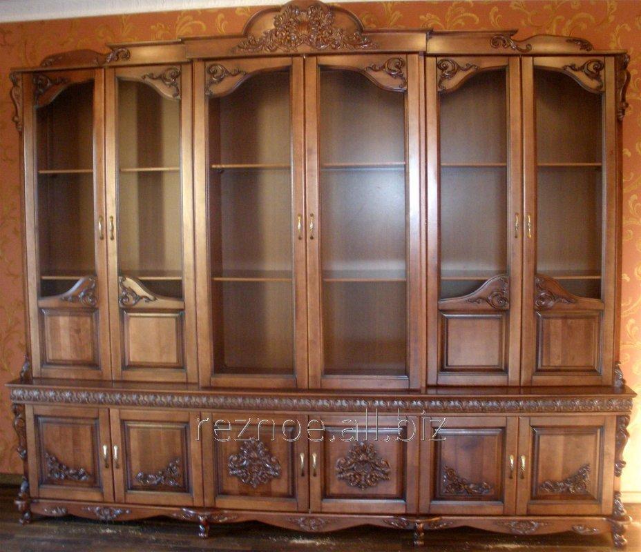 Заказать Изготовление эксклюзивной мебели из натурального дерева под заказ, индивидуальный подход.