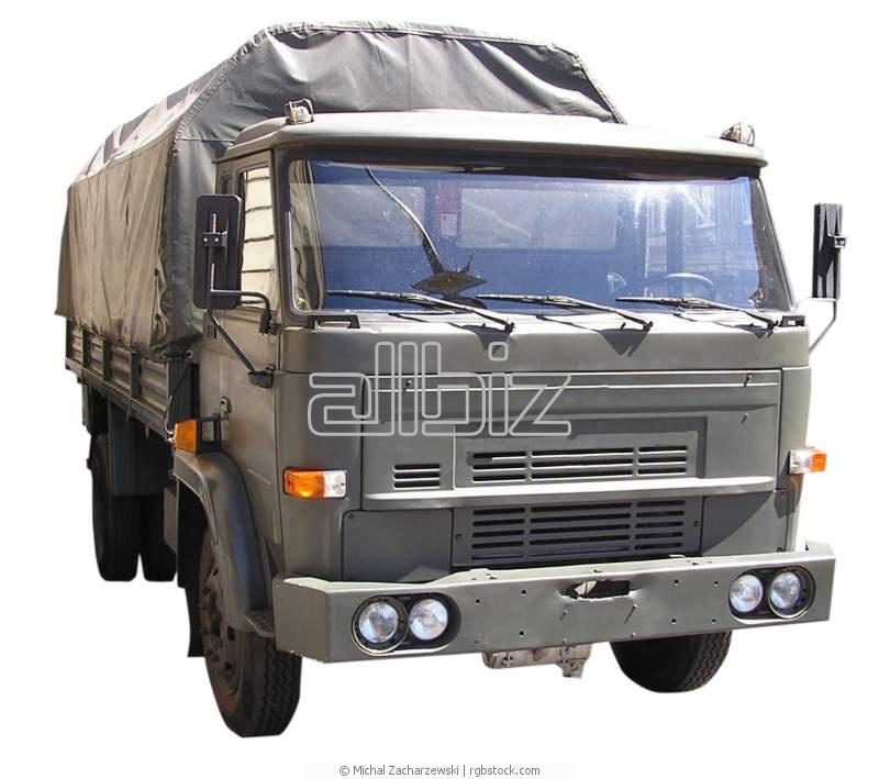 Замовити Автомобільні перевезення вантажів