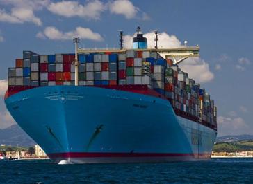 Заказать Морские контейнерные перевозки по всему миру